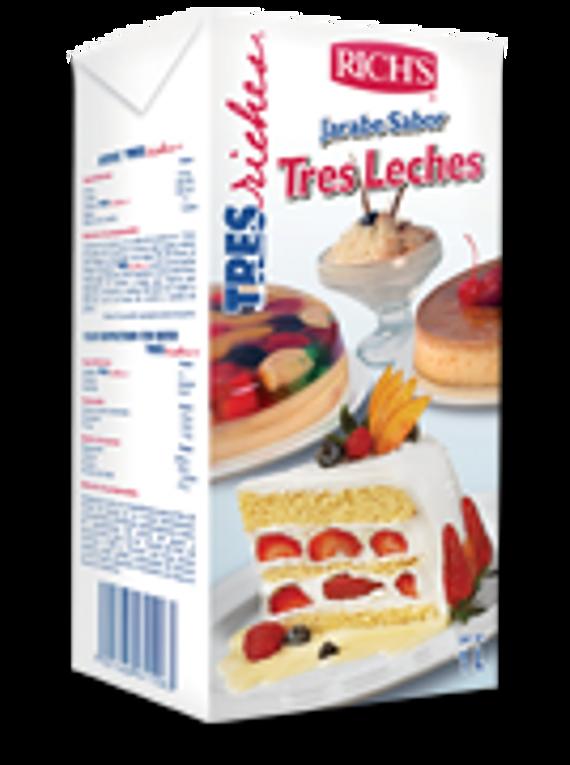 Jarabe sabor Tres Leches Rich's