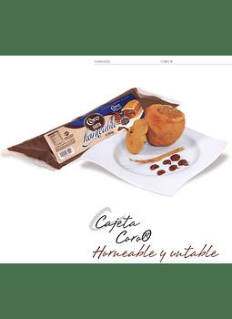 Manga de cajeta horneable Coronado