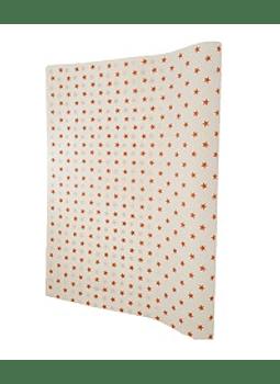 Pliego de papel estrella