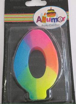 0 multicolor