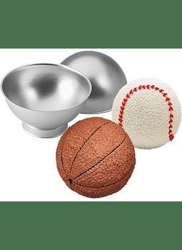 Molde balón completo