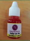 Color vegetal Dulcycolor amarillo limón 10 ml