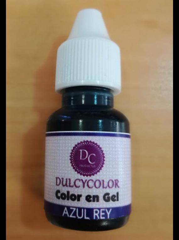 Color vegetal Dulcycolor azúl rey 10 ml