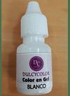 Color vegetal Dulcycolor blanco 10 ml