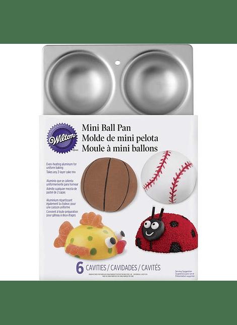 Molde mini balón 6 cav 2105-1760