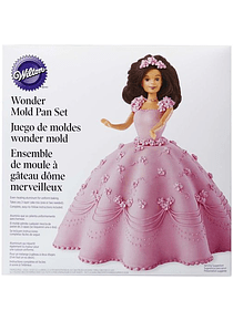 Molde Falda barbie 8x5 2105-565