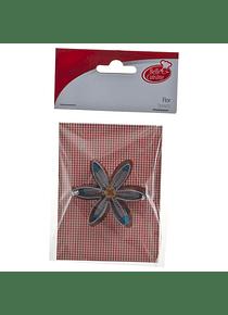 Cortador galleta flor 6 cm 4-0375