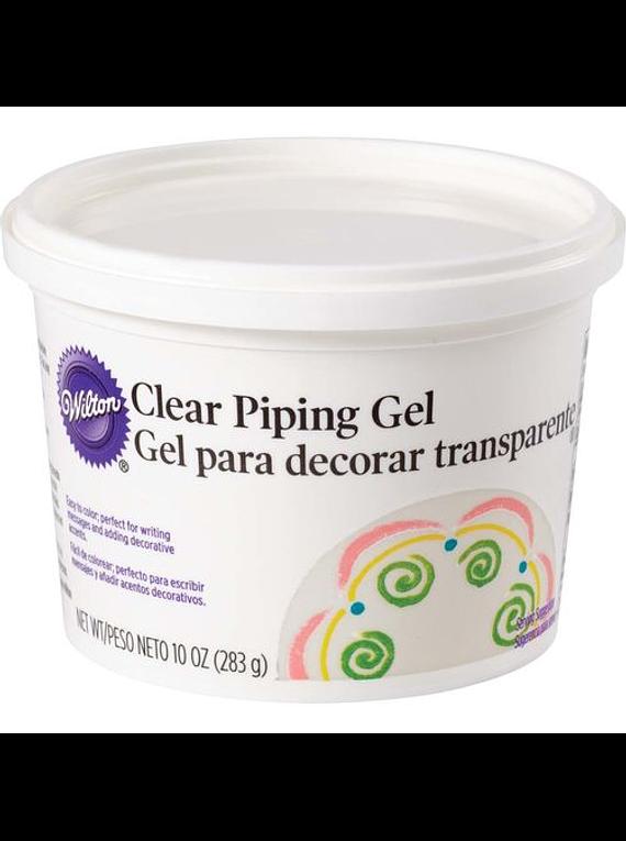 Piping Gel p decorar transp 283 gr 302084W