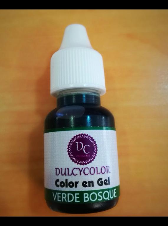Color vegetal Dulycolor Verde bosque