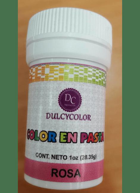 Color en pasta 1oz Dulcycolor