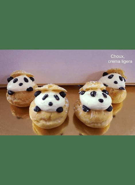 Caja de 6 Choux Panda