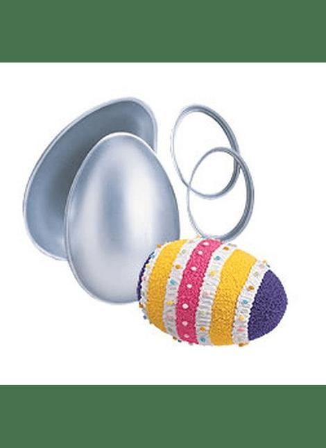 Molde huevo 3D 8 3/4 x 5 3/8 2105-4793