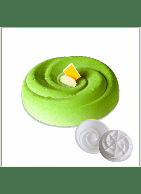 Molde silicón espiral 164533