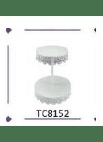 Base exhibidora2 niveles TC8152