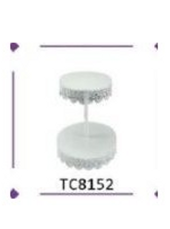 Base exhibidora2 niveles TC8152