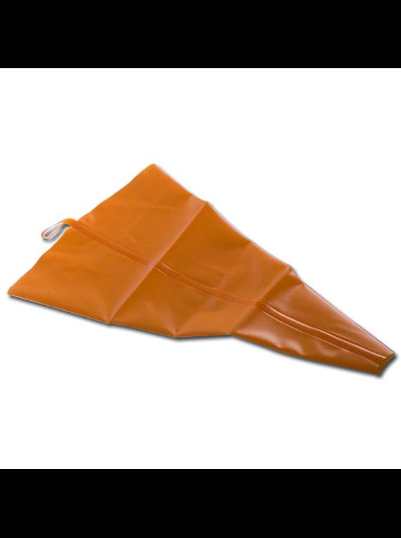 Bolsa Naranja para decorar 40 cm 6634