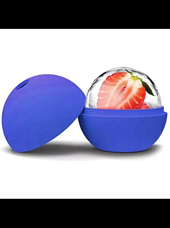 Molde de silicón esfera chica