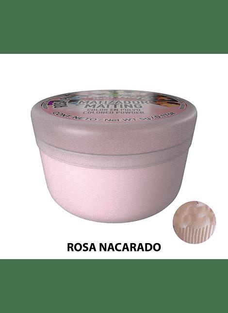 Matizador 5 gr nacarado rosa