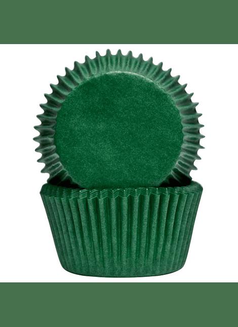 Capacillo jumbo verde 500 pz 4-1121