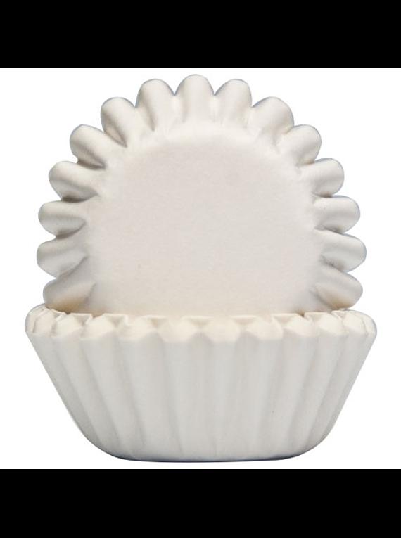 Capacillo mini blanco 500 pz