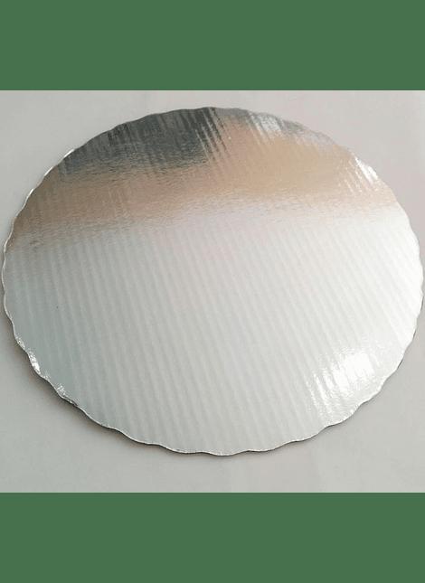 Base plata 50 cm BP