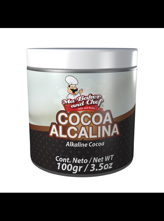 Cocoa Alcalina 100 gr