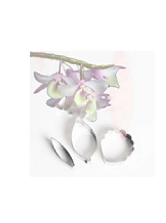 Cortador orquídea metal A345