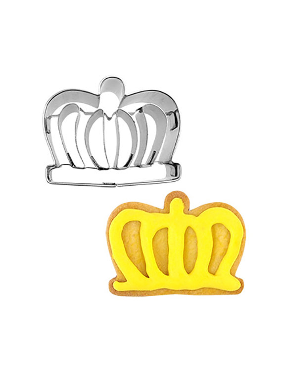 Cortador de galleta corona Rey 4-1583