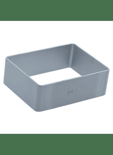 Cortador alum rectangular 5x3.5cm 75-10