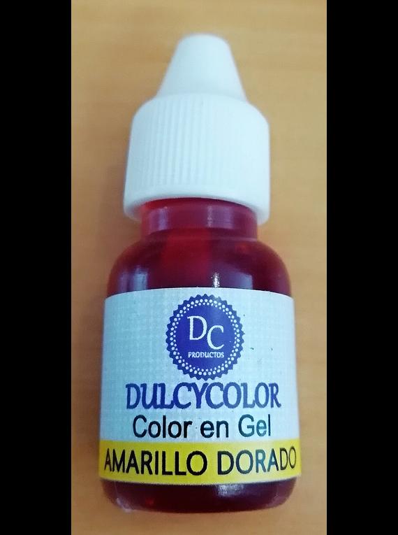 DCC Color vegetal Amarillo dorado 10 ml