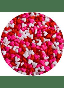 ALE Confeti Mini Corazon rj rs bl Q52508