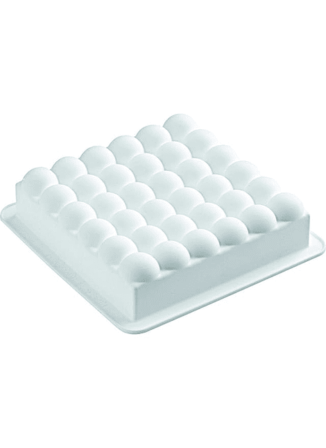 ALE M Sili White Burbujas 15x15x4 cm SIL00000783