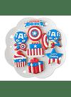 CAC Cortadores colección capitán america