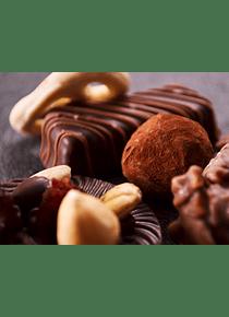 Curso Trufas y Chocolates rellenos