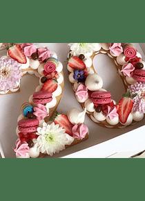 Curso Letter Cake
