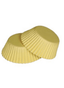 ALE Capacillo std amarillo pastel 100pzs 4-3107