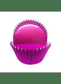 ALE Capacillo ch metal rosa 50 pz