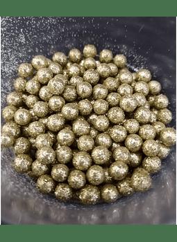 Perla diamantada mediana oro kg