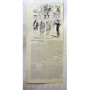 1900 Chesterton Amateur Dramatics Society Performances