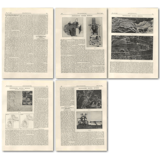 1927 Photographic Mapping Methods 2