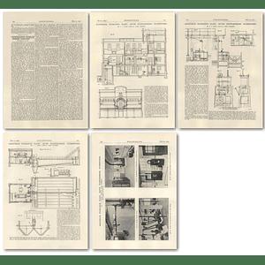 1927 Sandfields Pumpimg Station, South Staffs Water Works Part 3