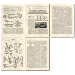 1926 20000 KW Impulse Reaction Turbine, Bradford, Valley Rd