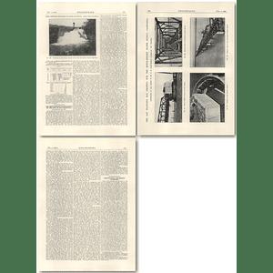 1926 The Hetch Hetchy Water Supply City San Francisco Part 8 Dumbarton Straits
