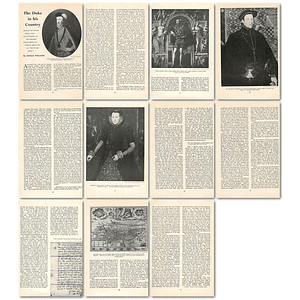 1964 Thomas Howard, Fourth Duke Of Norfolk - Article