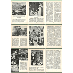 1964 The Rebuilding Of Salzburg As A Second Rome - Article
