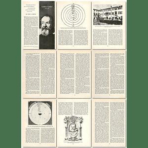 1964 Galileo Galilei 1564 To 1642, By Colin Ronan - Article