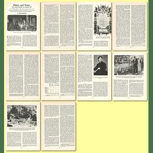 1964 The Social History Of English Diet, By John Burnett - Article