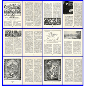1964 Basel And The Renaissance - Article