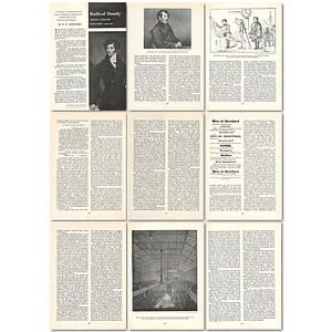 1964 Radical Dandy, Thomas Slingsby Duncombe, 1796 To 1861 - Article