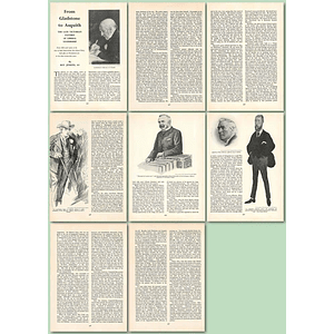 1964 Liberal Leadership From Gladstone To Asquith - Article